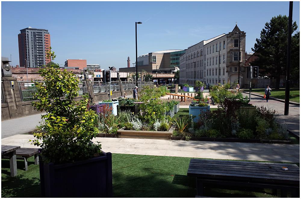 Manchester, a new Garden City