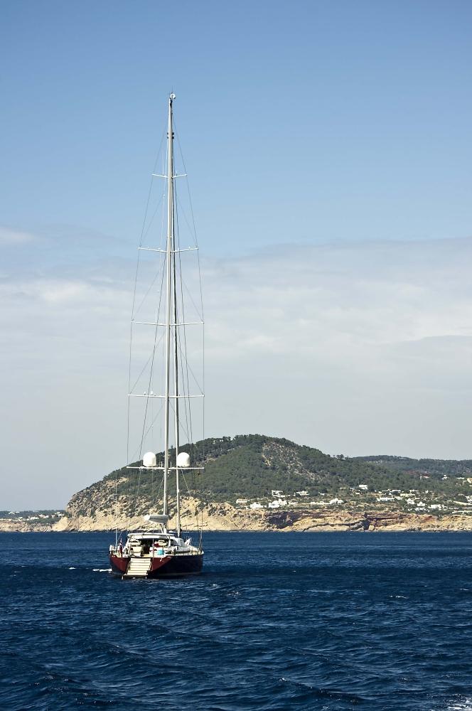On the sea 2013