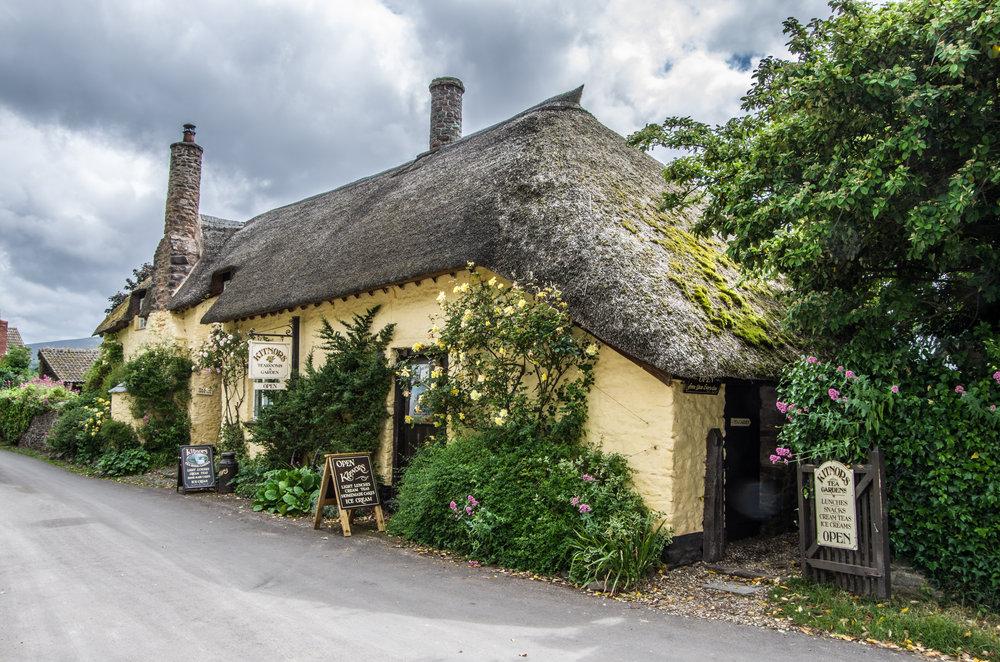 Quintessential English Village Tearooms No1