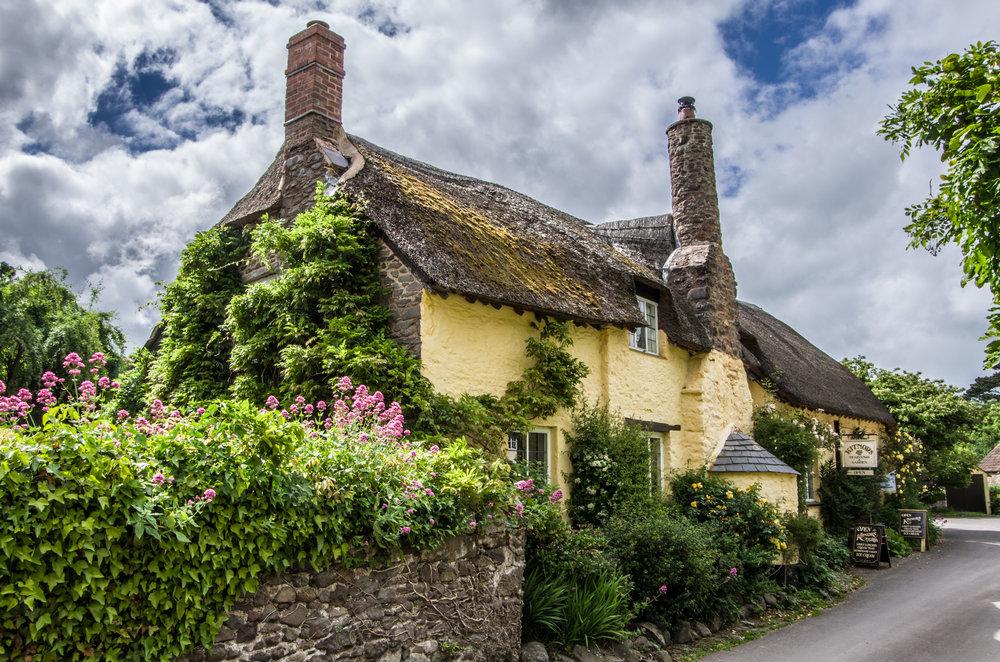 quintessential English Village Tearooms No2