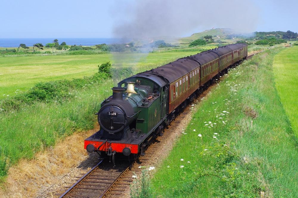 Sheringham Steamer