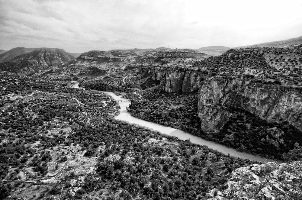 Valley of River Goksu