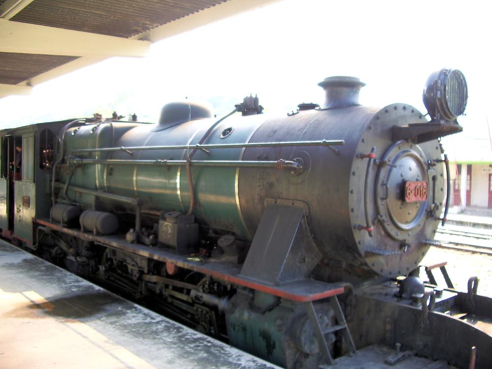 Borneo Train 2006