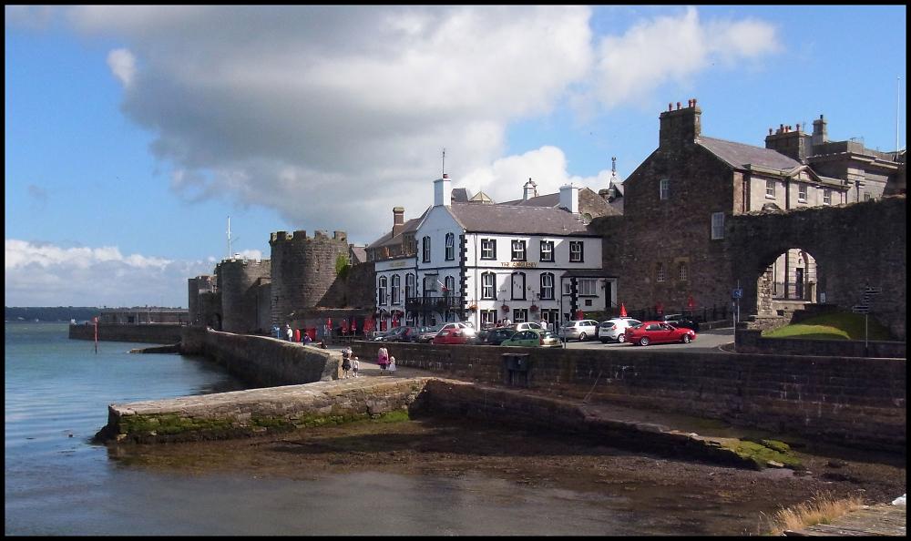 "Public House  ""The Anglesey"", Caernarvon"
