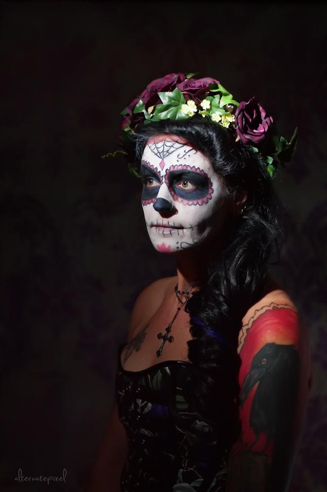 Dia de Muertos - Claire