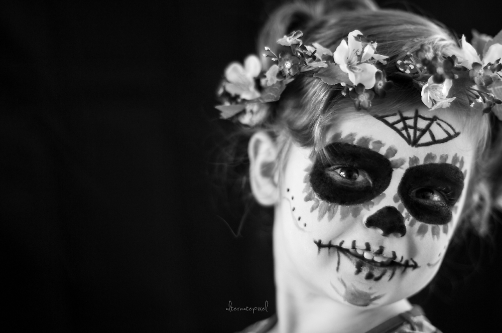 Facepaint and an Experiment...