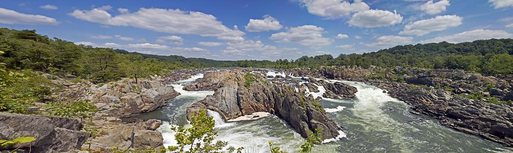 Great Falls Pano II