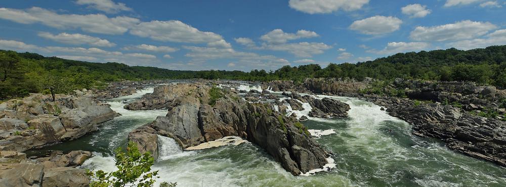 Great Falls Pano