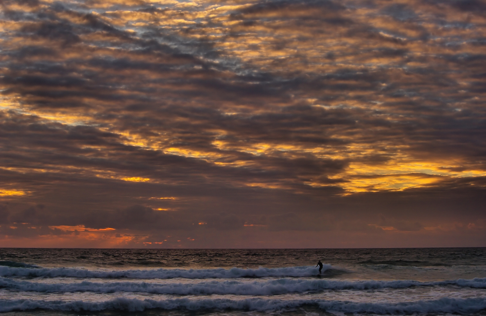 Last Surf Of The Day