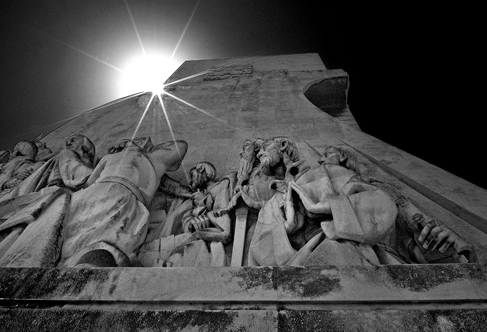 Monument in Lisbon....