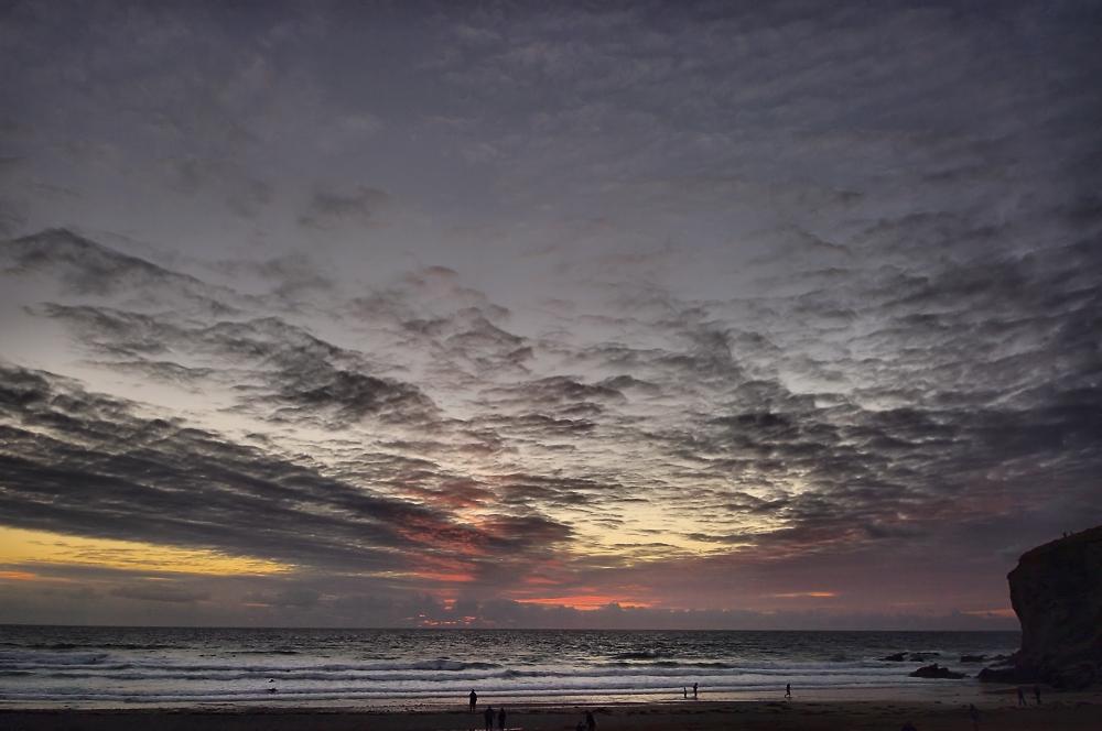 Porthtowan Sunset (1)