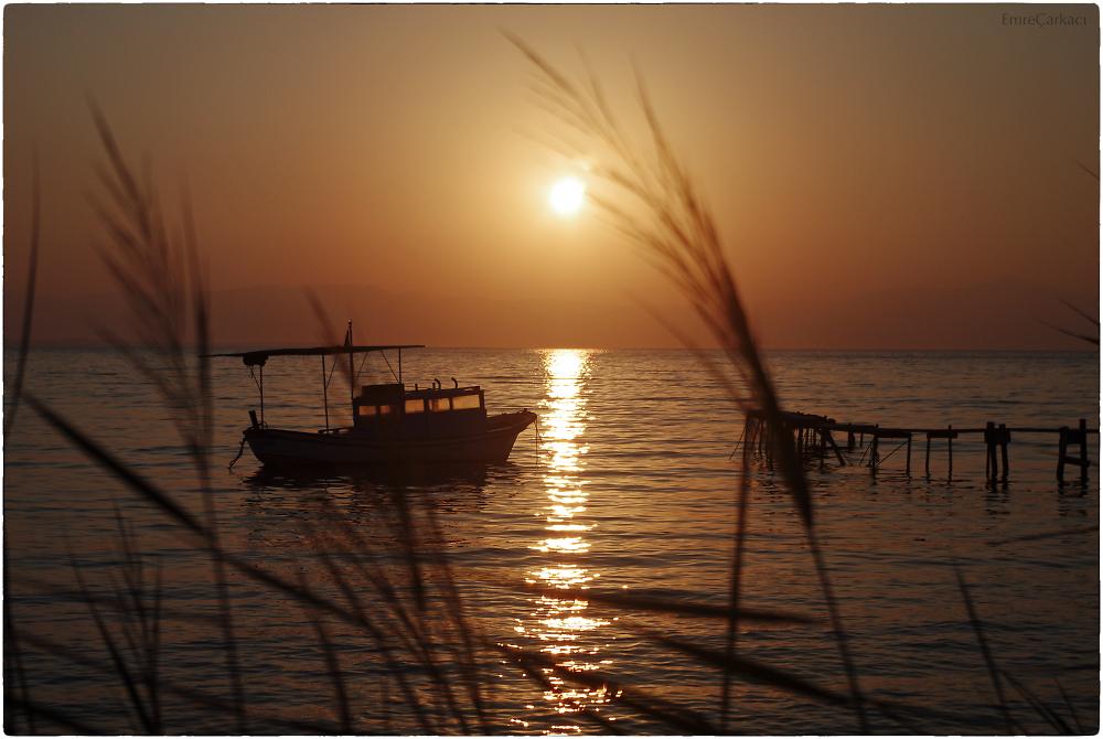 Sunset/Ildır