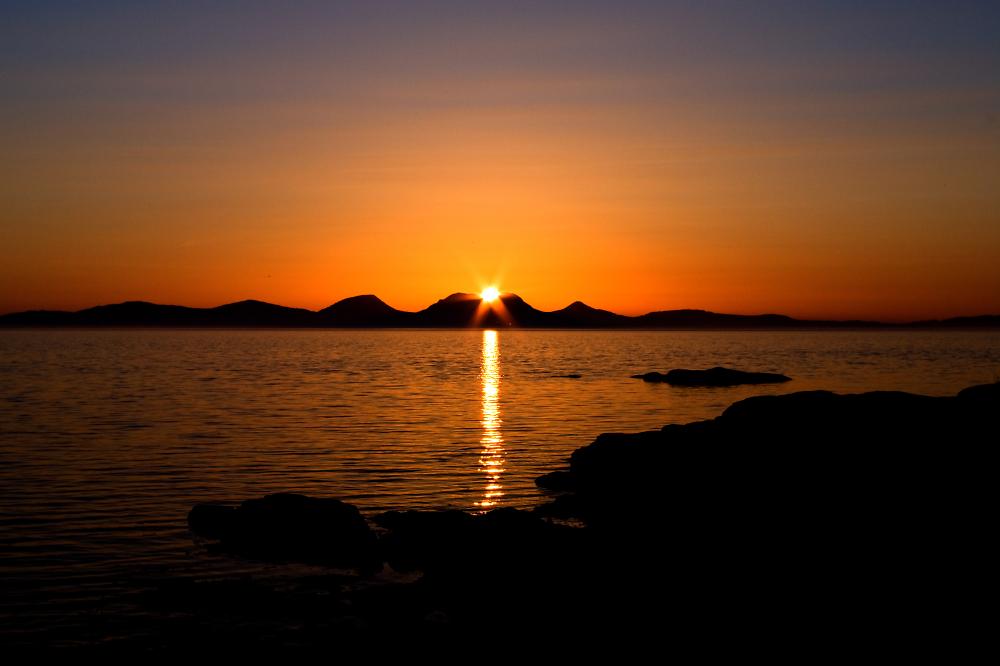 Western Isles Sunset