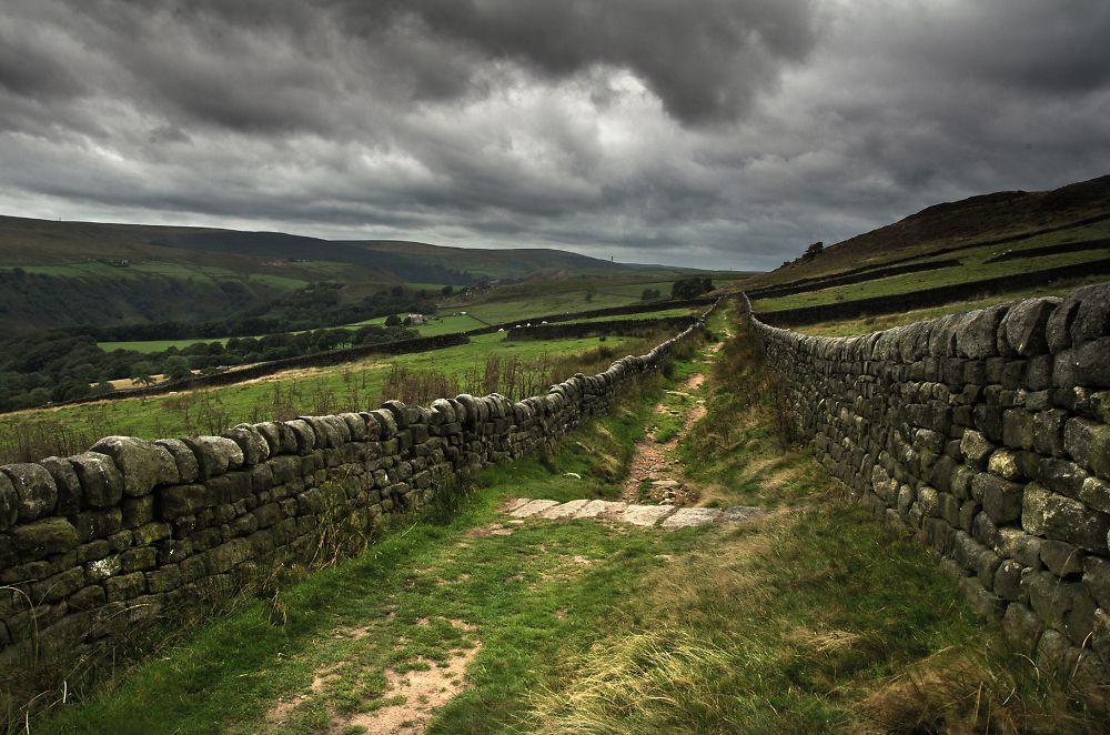 On the Calderdale Way