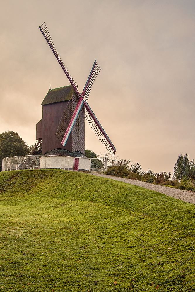 Brugge Windmill