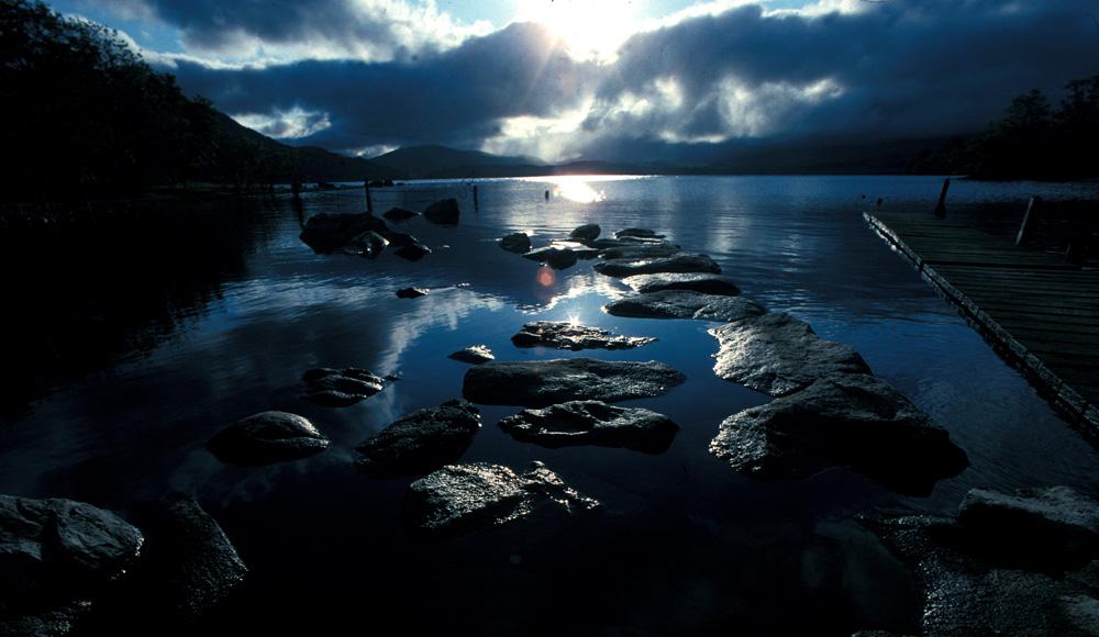 Dawn Over Loch Awe
