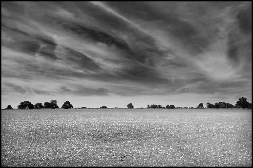 Wide Field in Gloucestershire