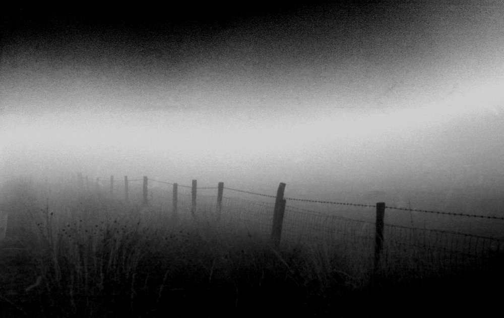 Mist and Thoughts of Flight: The Black Minute's at End