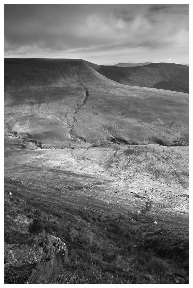 Black Mountains - Wales