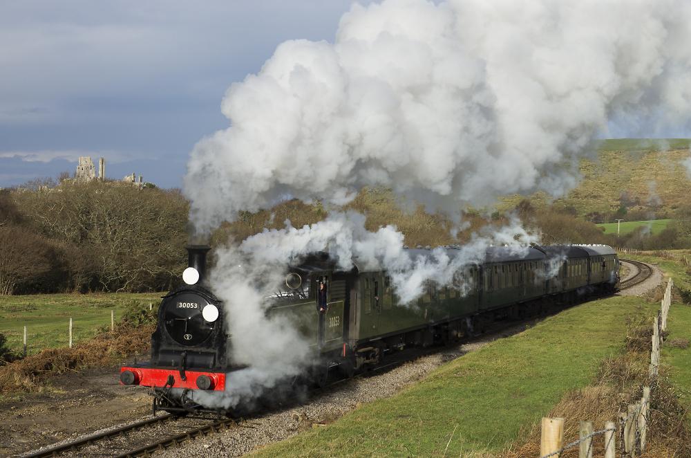 More steam than a turkish bath........