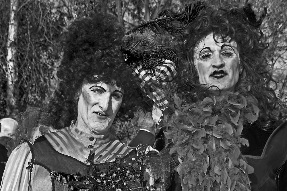 Pantomime Dames 2