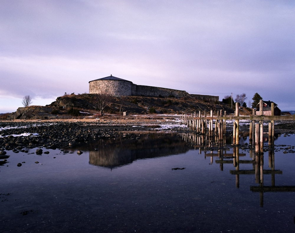 Steinvikholmen Fortress