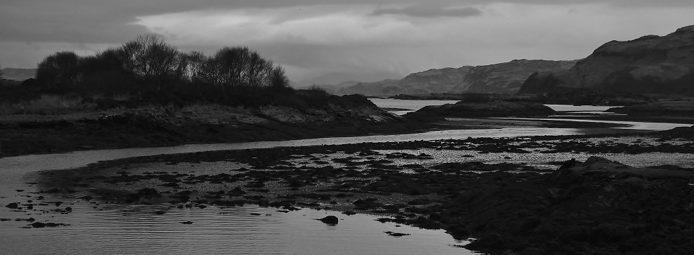 A driech day in Argyll