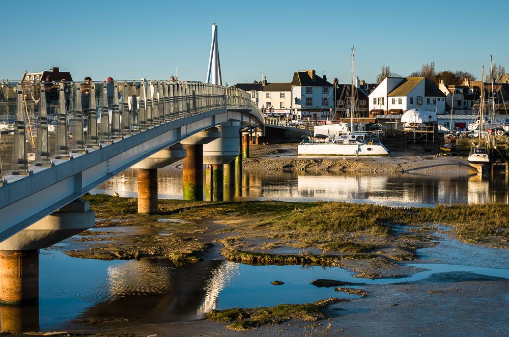 Adur Ferry Bridge