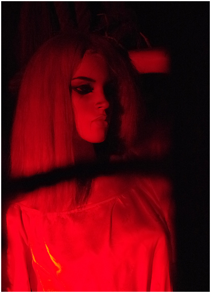 Under The Red Light