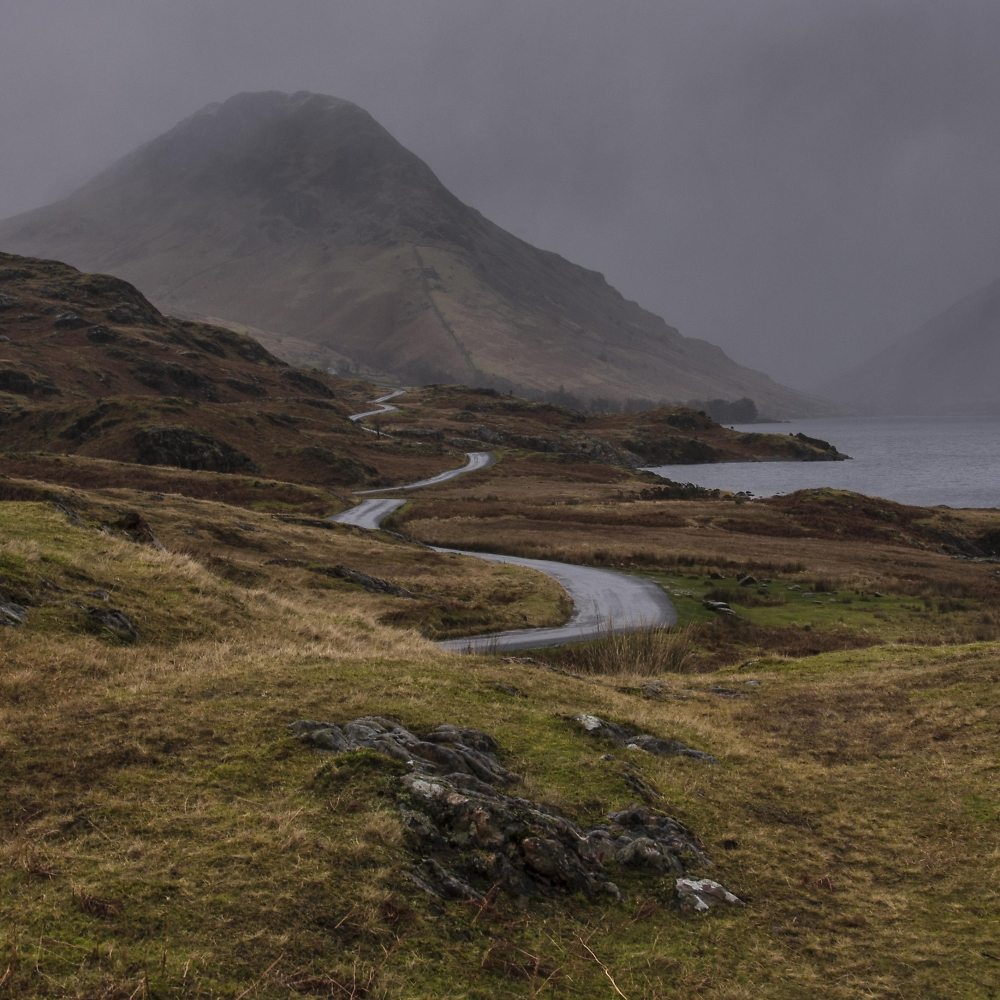 Road to Wasdale Head