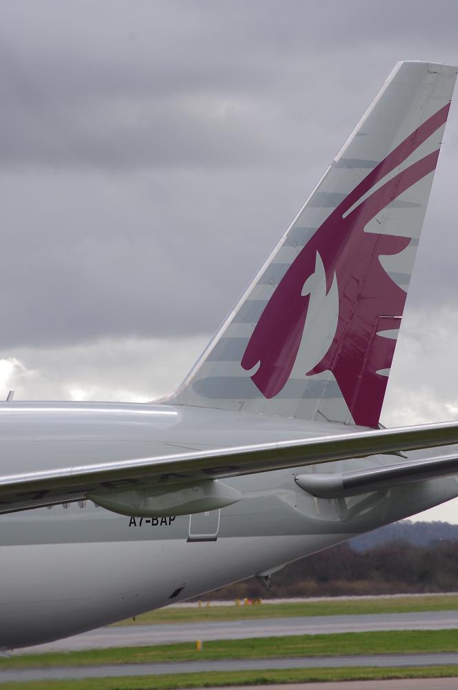Tailfin series No.2 : Qatar Airways