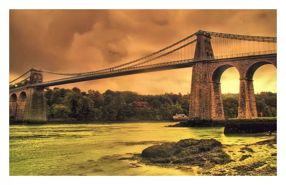 anglesey bridge