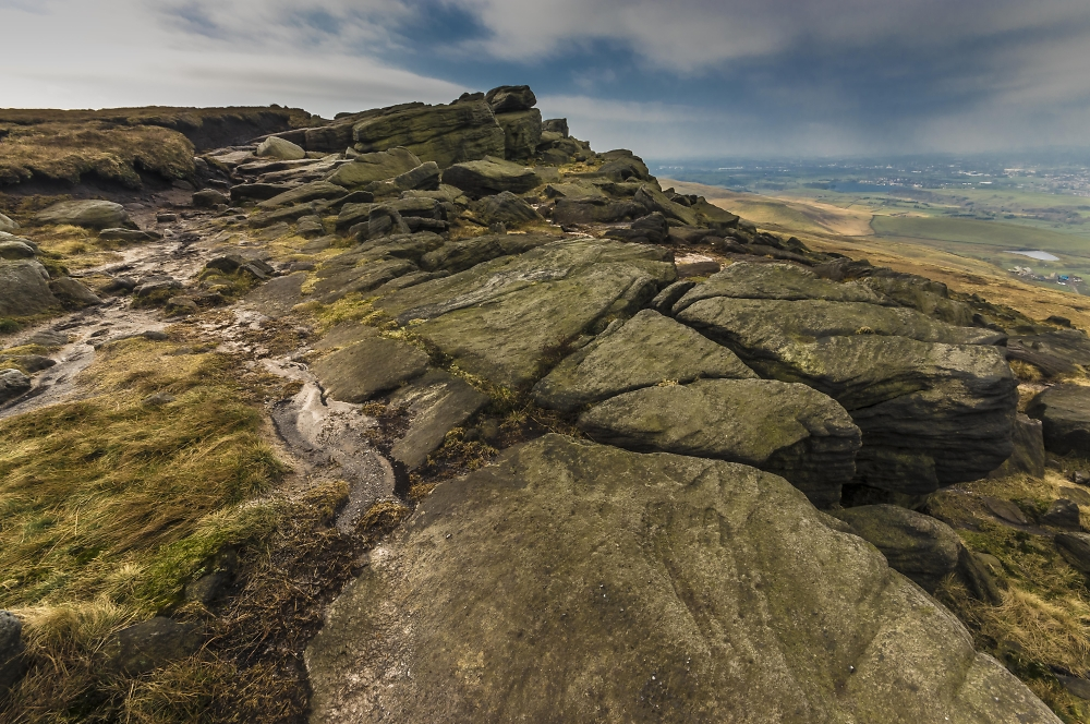 Blackstone Edge  - colour