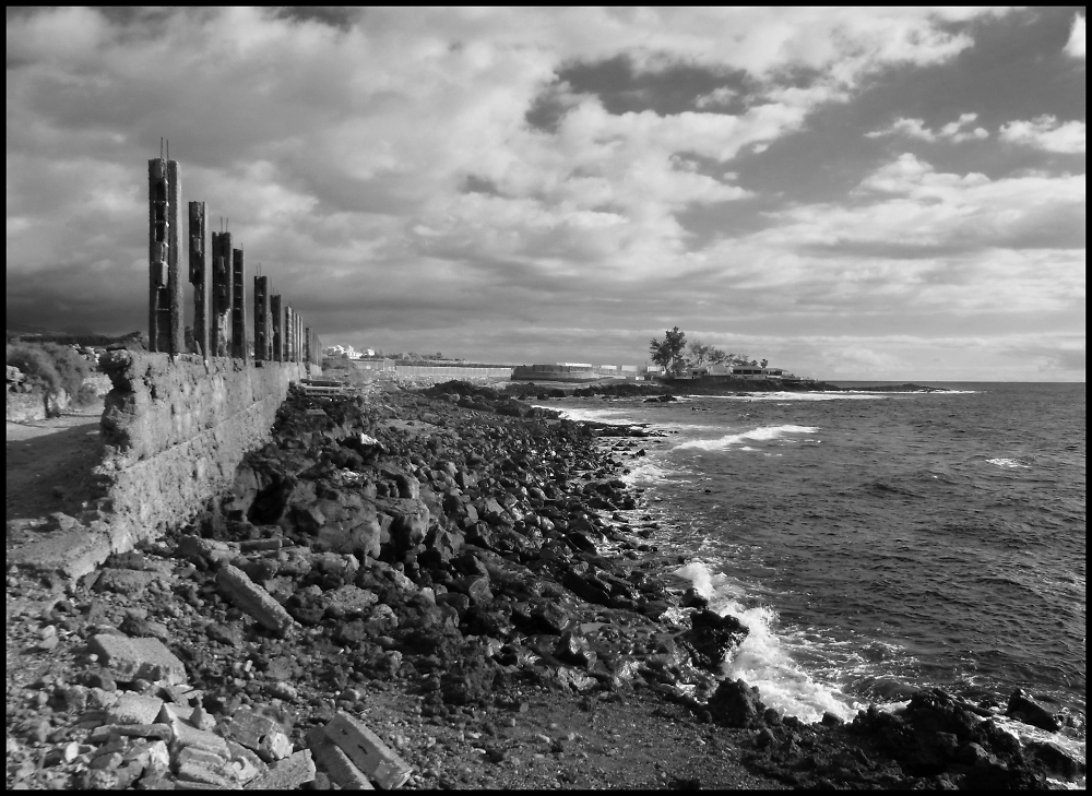 Coastal Landscape near El Puertito