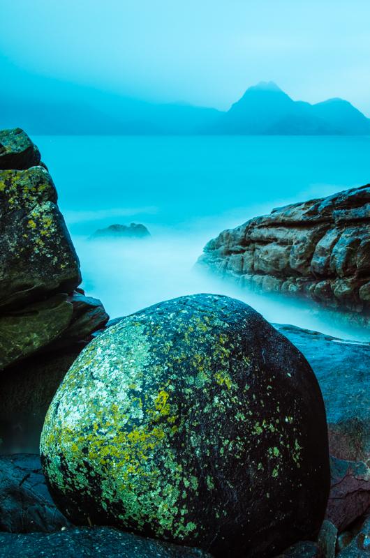 Misty morning on Skye