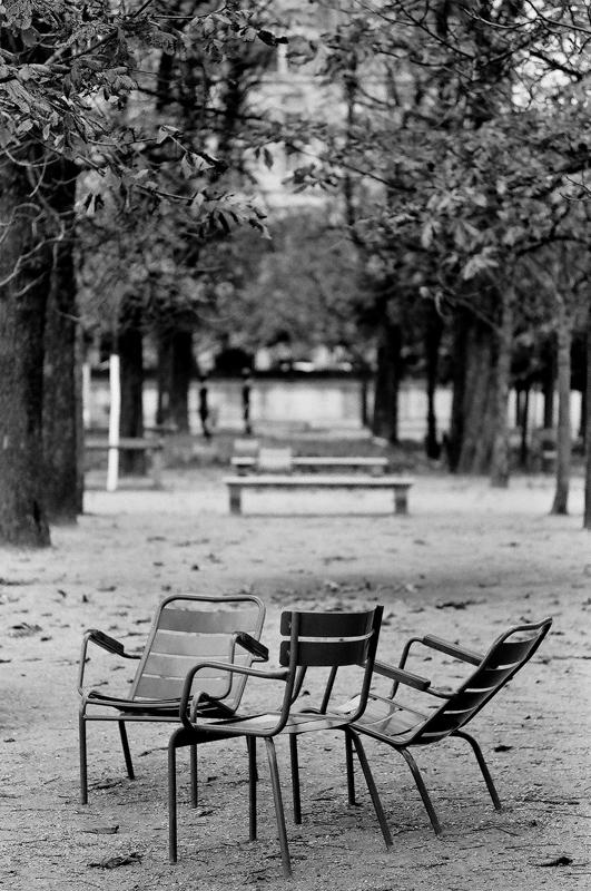 No one sitting