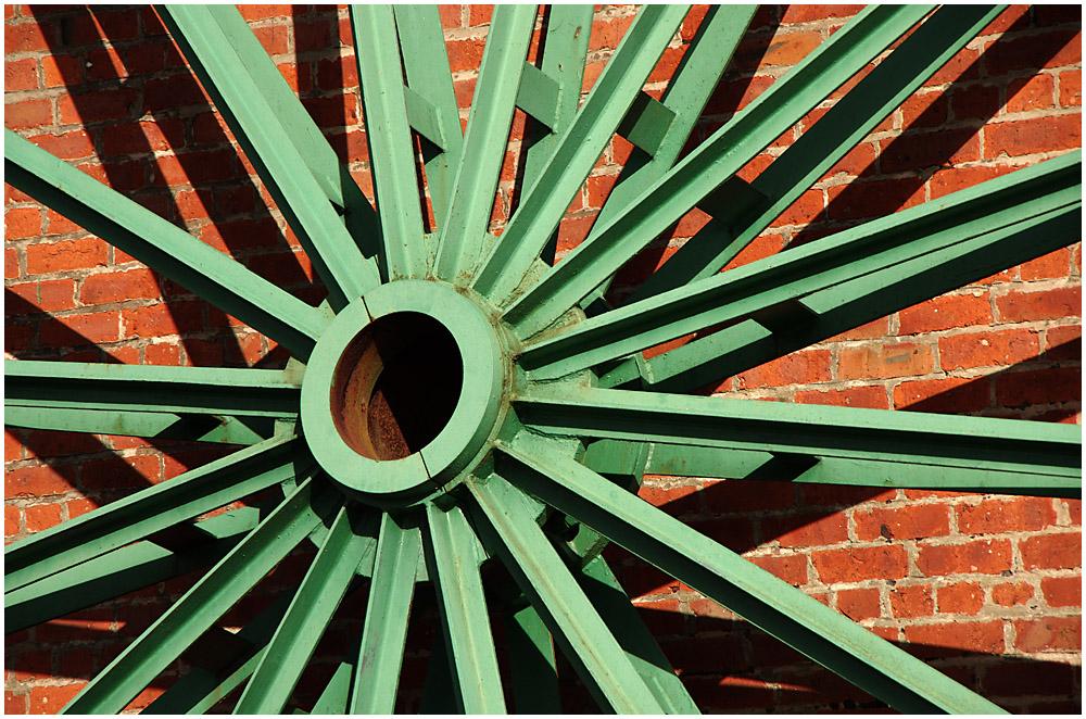 Spokes of the Green Wheel