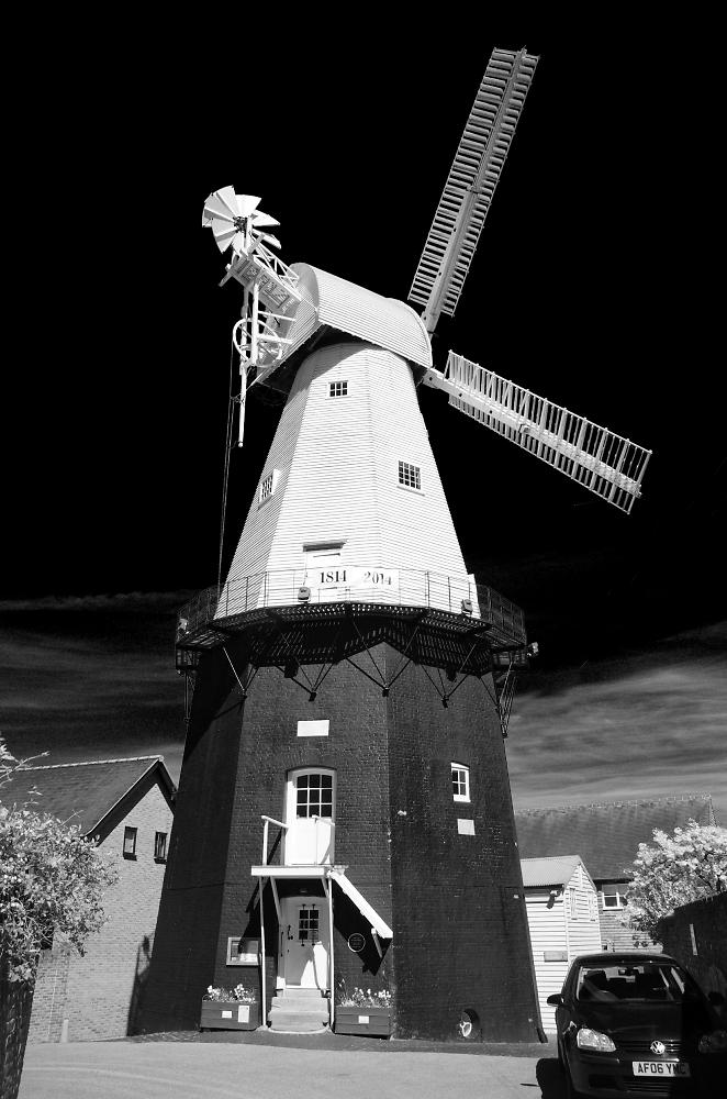 Cranbrook Windmill Kent