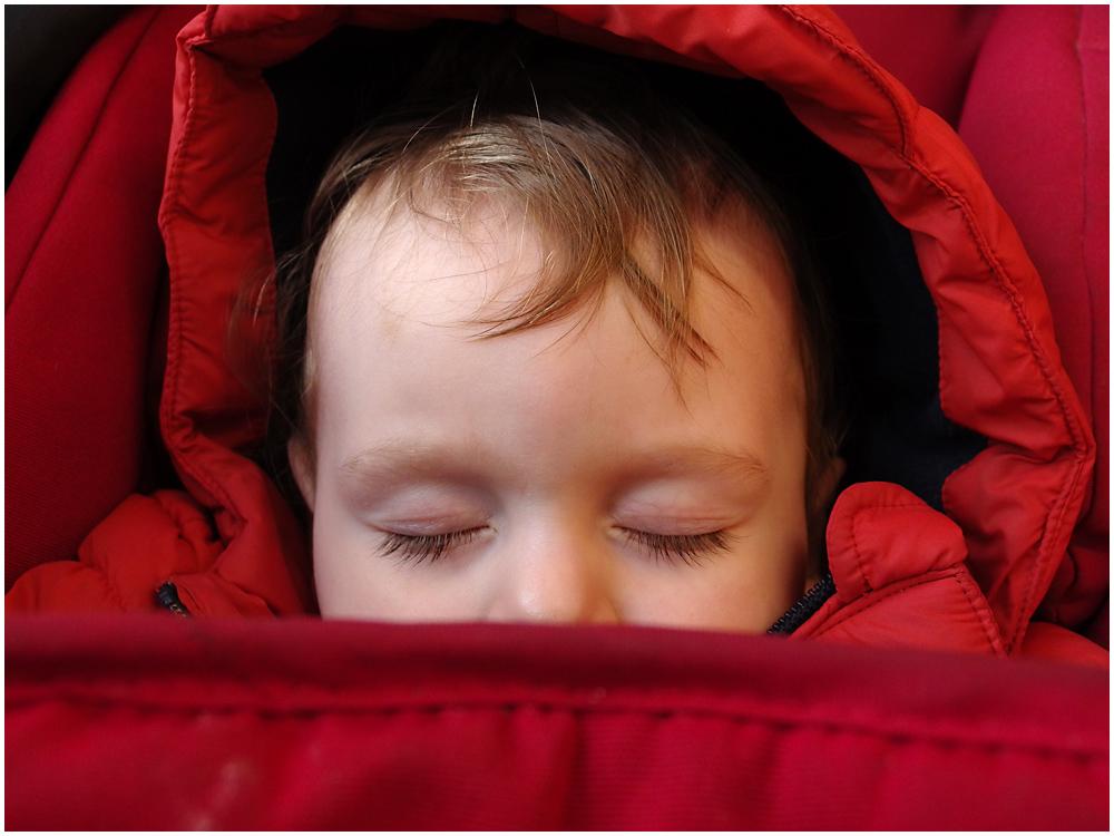 Finn Asleep