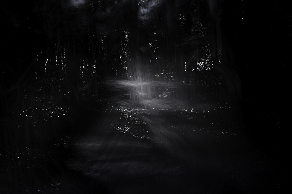 Light Dreamt Into Waterfalls