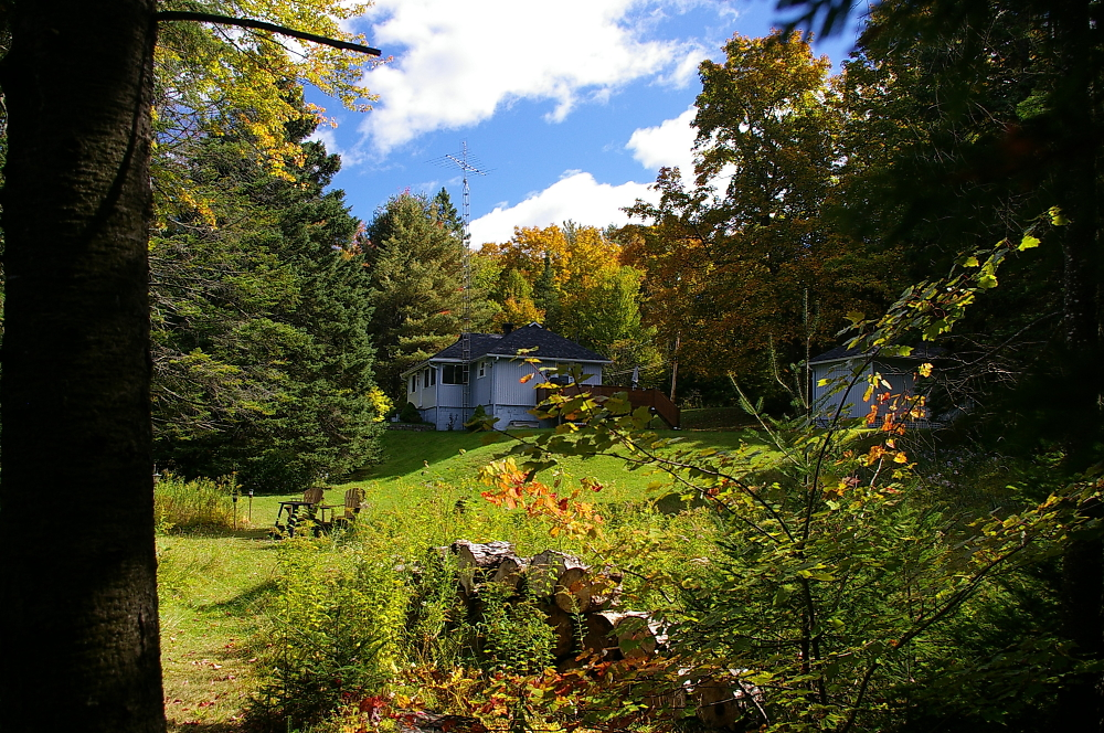 Our Cottage Sept 30, 2013
