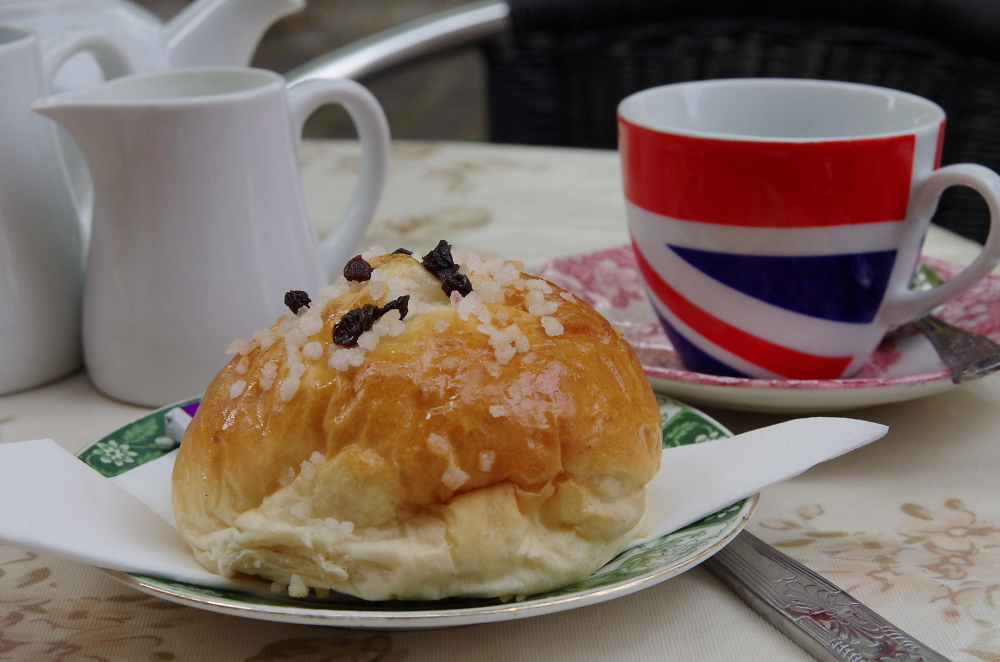 Afternoon tea