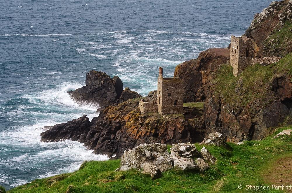 Old Cornish Tin Mine