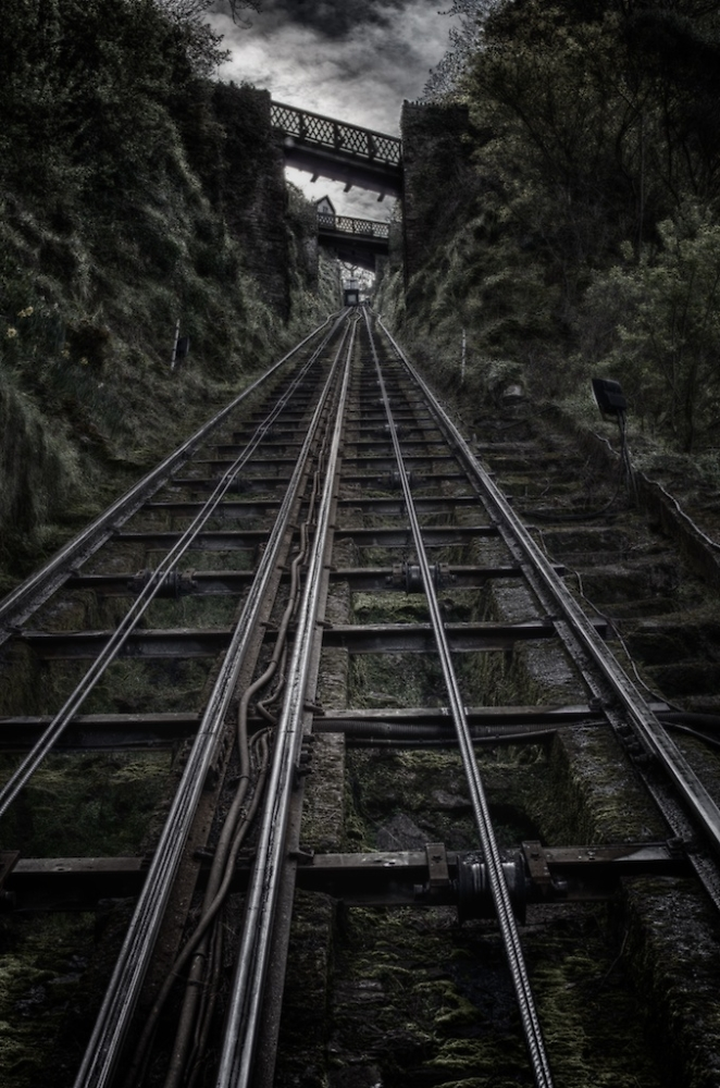 Railway to the top