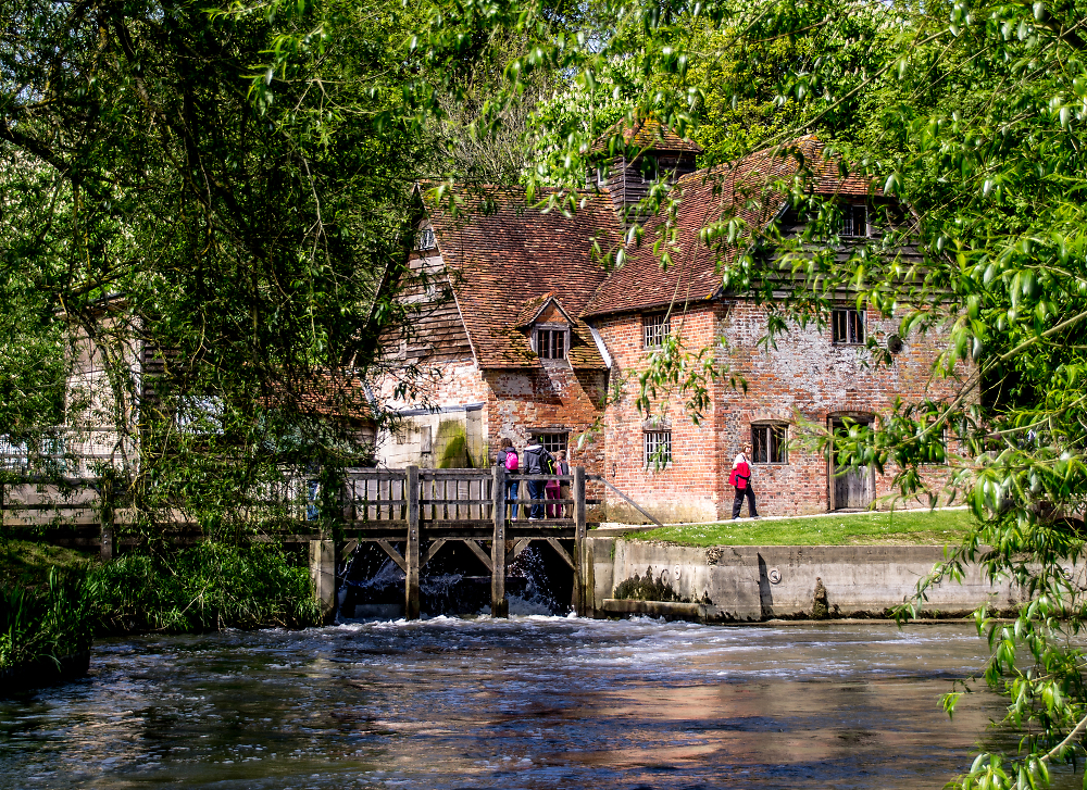 water mill dating The watermills of cockermouth 1  documents dating to the 16th century have suggested that the  in 1596 as a 'water corn mill,.