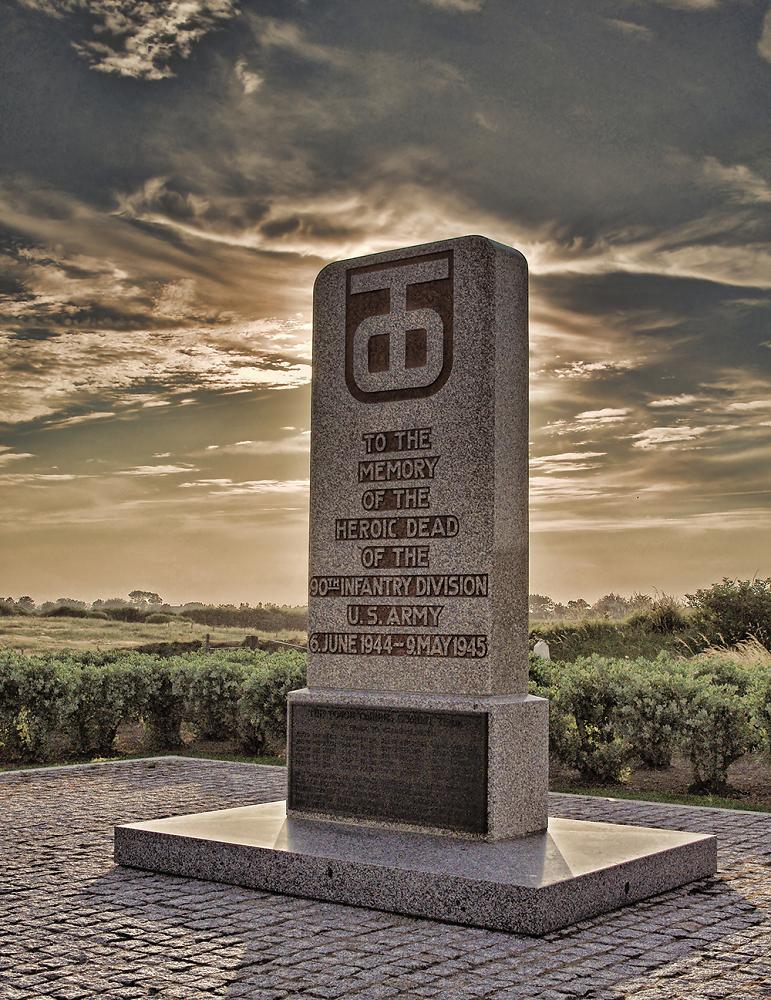 memorial utah beach