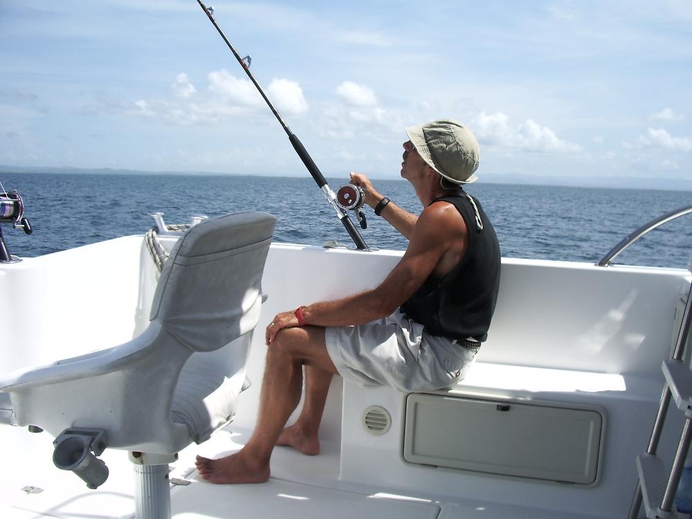 Game fishing in Cuba