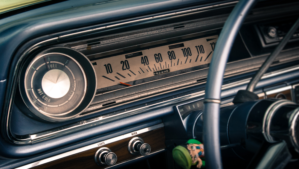 Retro Dashboard