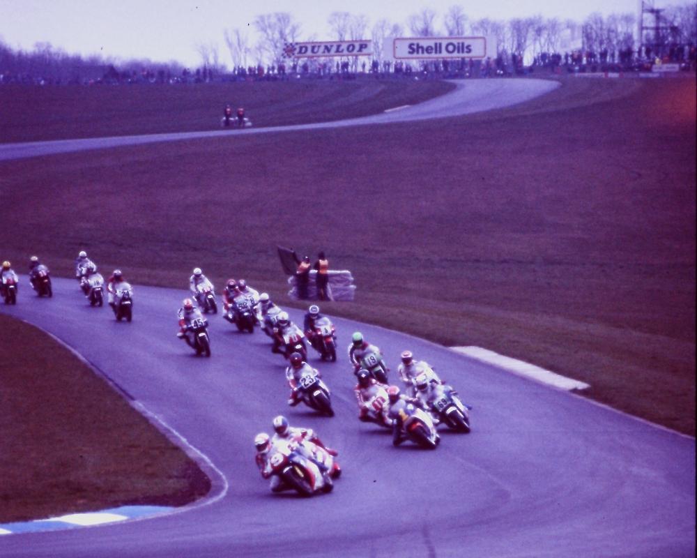 Donnington Park 1988