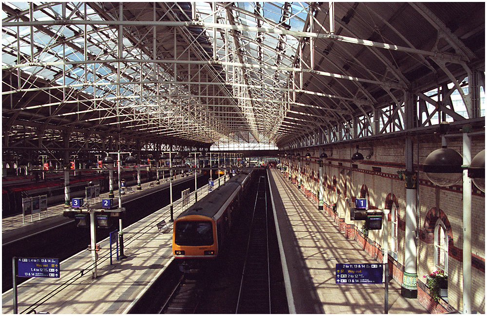 Piccadilly Station